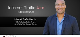 Internet Traffic Live 2 – Who's Speaking And Why You Should Be There!