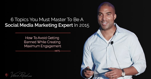 6 Topics You Must Master To Be A Social Media Marketing Expert In 2015